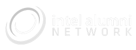 Intel Alumni Network Logo